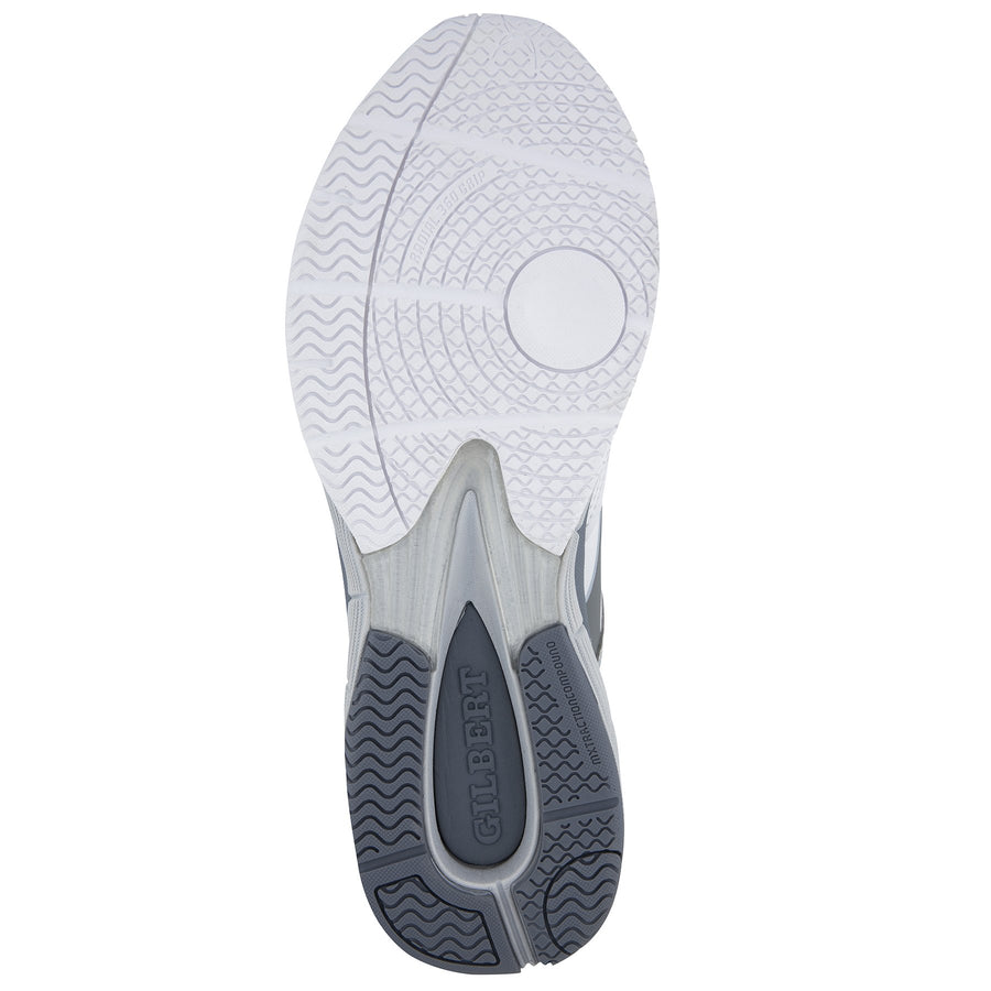NSBC19Shoe Flare White Charcoal Grey 8, SOLE