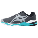 NSCB19Shoe Evolution Charcoal Silver Aqua 8, Instep