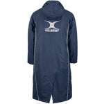 RCBA17Jacket Touchline Navy Back