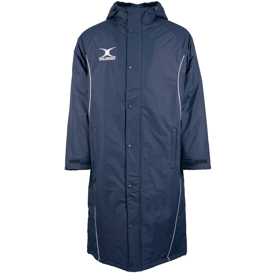 RCBA17Jacket Touchline Navy Front
