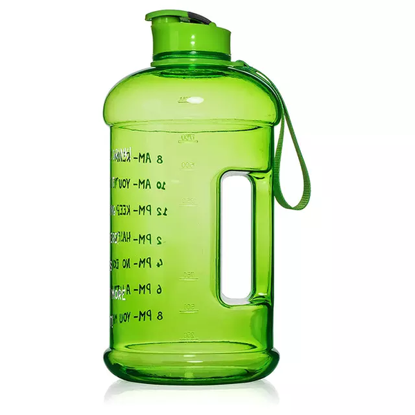 Measured Water Bottle