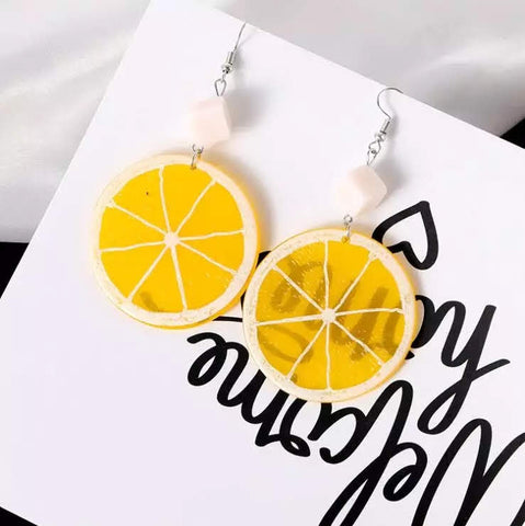 Fruits and Veggie Earrings