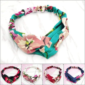 Cute Knotted Headbands