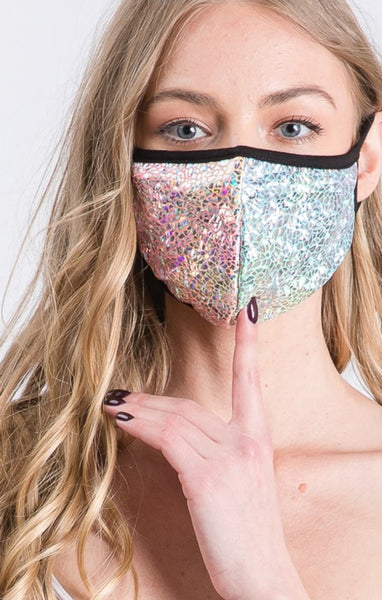 Chic face masks