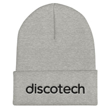 Load image into Gallery viewer, Discotech Logo Beanie