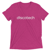 Load image into Gallery viewer, Discotech Logo Tee (Unisex)