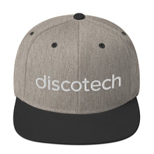 Load image into Gallery viewer, Discotech Snapback Cap