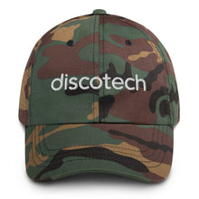 Load image into Gallery viewer, Discotech Logo Cap