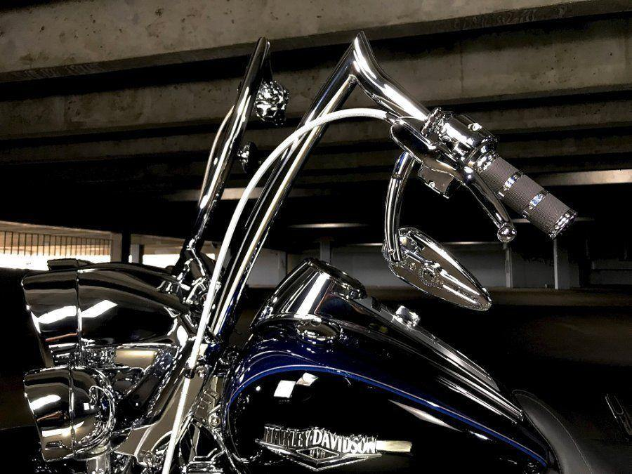 "Factory 47 ""Maddogger"" Handlebar Harley-Davidson (Touring and Softail)"
