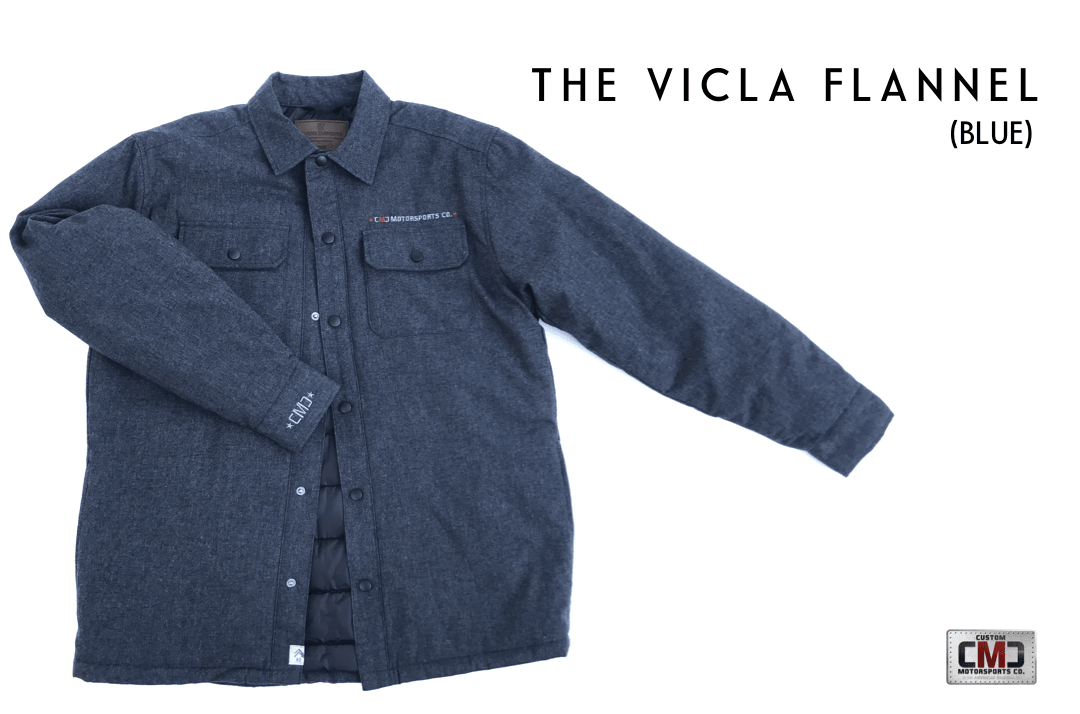 The CMC Vicla Flannel