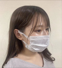 Japanese Shizuku 3ply Facemask with Earloops