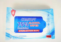 Comsoft Alcohol Wipe 10s