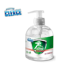 CLEACE 75% Alcohol Hand Sanitiser - 500ml