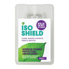 ISOSHIELD Hand Sanitiser (20mL)