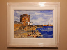 Load image into Gallery viewer, Martello Tower 2, Dublin (SOLD)