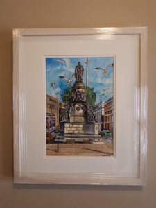 Rathmines 3, Dublin (A3 Framed Original)