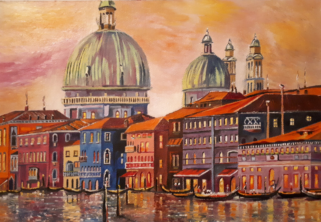 Venice, Italy 26 (SOLD)