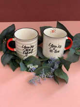 "Load image into Gallery viewer, ""You're Brew-tiful"" Mug Gift Set"