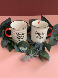 """You're Brew-tiful"" Mug Gift Set"