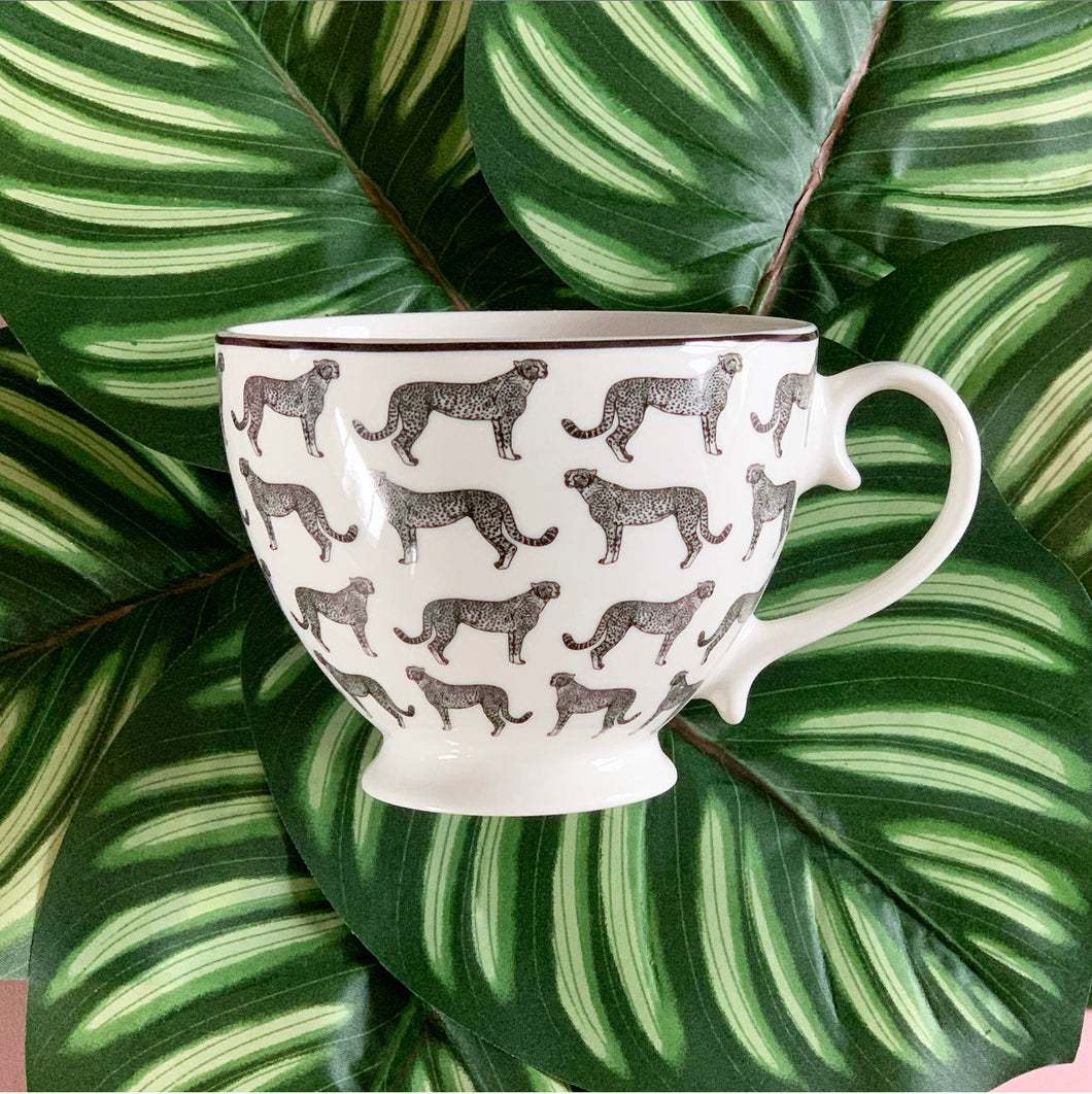 Animal Luxe 'Literal Leopard' Mug