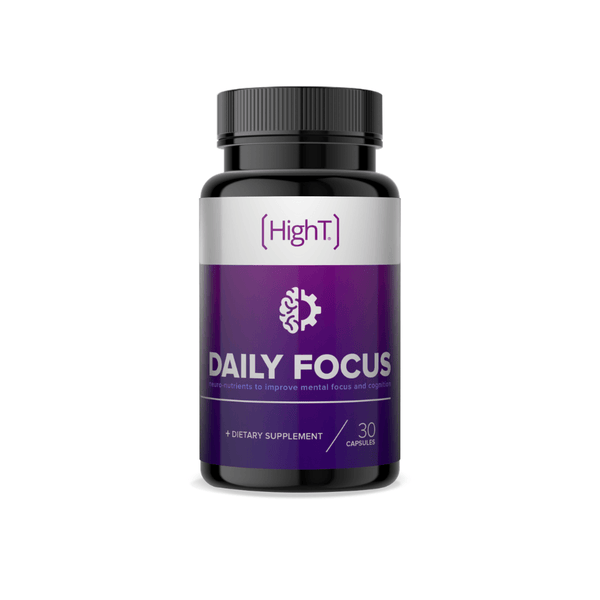 High T Daily Focus 30ct - High T