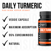 ENVISIONS: Daily Turmeric - Not Sold out! Exclusively sold on eBay!