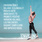 ENVISIONS: Daily Balance - Not Sold out! Exclusively sold on eBay!