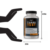 High T Turbo Test // Natural Performance Booster - High T