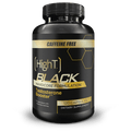 High T Black Hardcore - Caffeine Free - 120ct