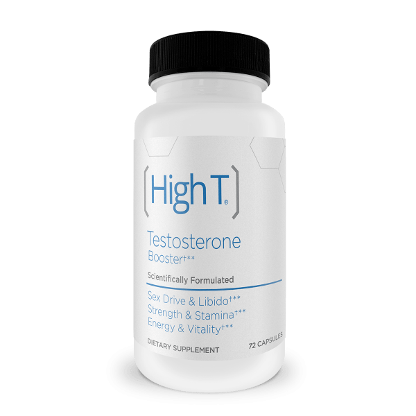 High T Testosterone Booster 72ct - High T