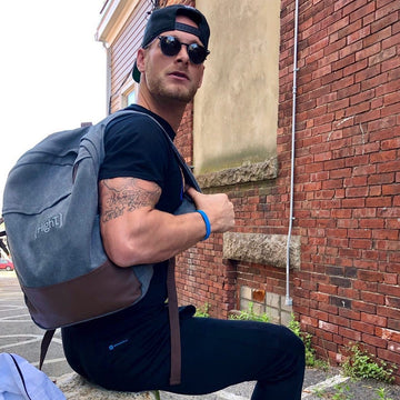 """High T"" Lifestyle Tech Backpack"