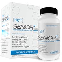 High T Senior Testosterone Booster 90ct - High T