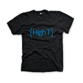High T Active Black Shirt