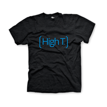 High T Active Shirt Black - HighT Men's or Women's Sizes