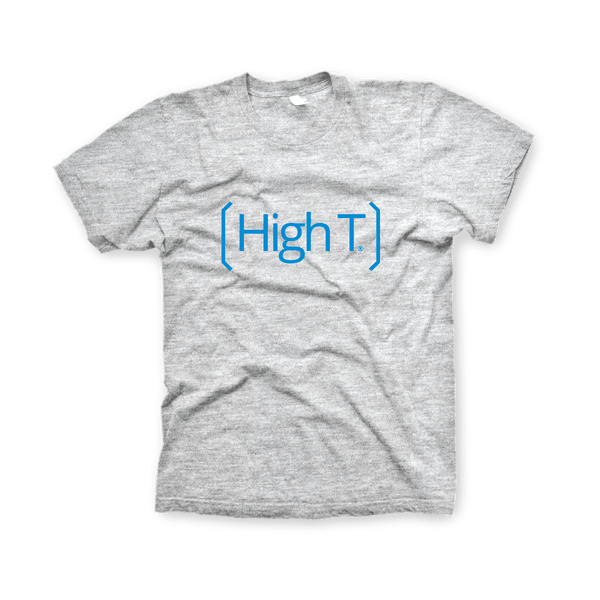 High T Active Shirt Gray - Universal HighT - High T