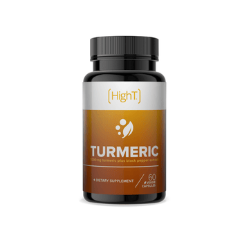 High T Turmeric 60ct