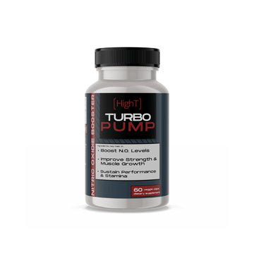 High T Turbo Pump // Nitric Oxide Pump Formula