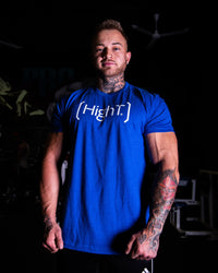 High T Active Shirt Blue - Universal HighT