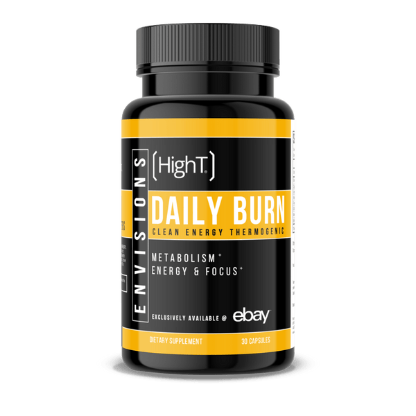ENVISIONS: Daily Burn - Not Sold out! Exclusively sold on eBay!