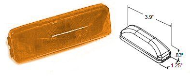 Truck-Lite LED Marker Light Amber