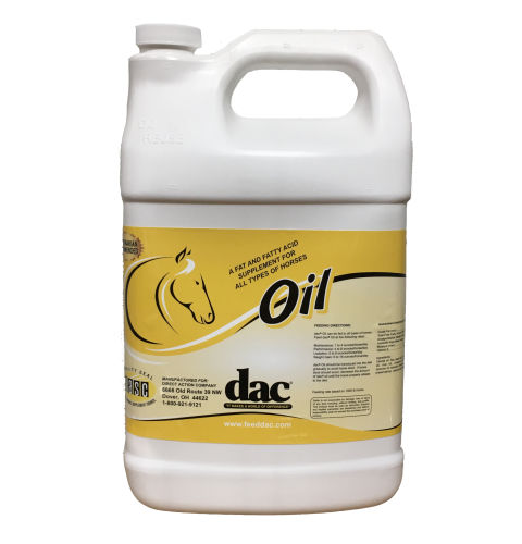 DAC OIL WEIGHT GROOMING PRODUCTS