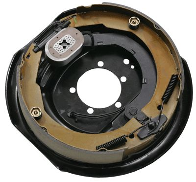 Husky Towing 30800. 4,000-6,000 lbs Trailer Brake Assembly, Right Side