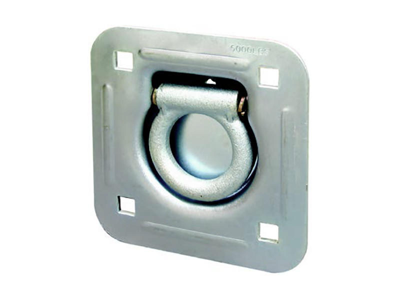 Recessed Tie Down D-ring, 6,000 lbs