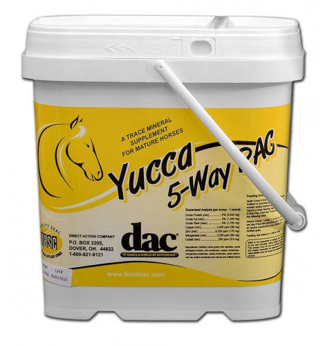 DAC YUCCA 5 WAY PAC JOINT SUPPLEMENTS