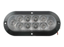 Optronics LED Trailer Tail Light. Clear Lens Surface Mount