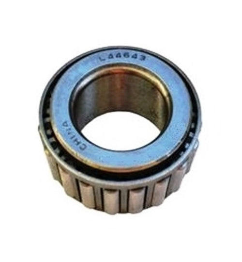 "Replacement Bearing L44643 - 1"" ID - inner/outer bearing for 2k hubs using BT8 spindles"