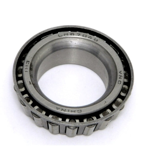 Replacement Bearing LM67048 - outer bearing for 8-201-5 and 8-213-5 Dexter 5.2k hubs
