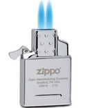 Zippo Lighter Double Torch Flame Insert