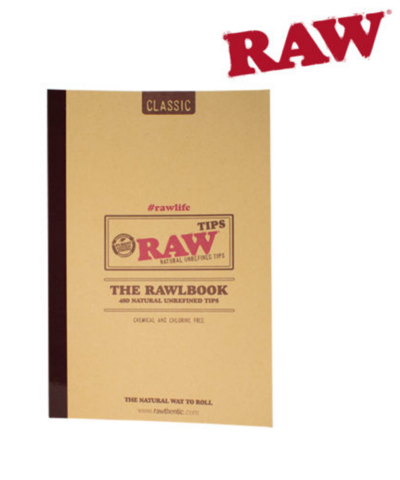 The RawlBook By Raw Rolling Tips