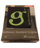 Rothmans Standard Original King Size